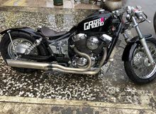 Harley Davidson motorbike for sale made in 2005