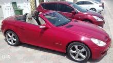 Mercedes Benz SLK 200 car for sale 2001 in Sohar city