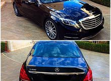 Available for rent! Mercedes Benz S 400 2017