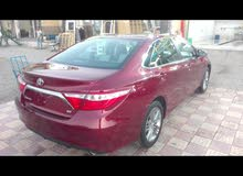 Toyota Camry 2016 For sale - Maroon color