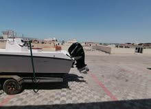 للبيع قارب 35 قدم رويال الفنه مع مكائن موركري 350 والقارب والمكائن موديل 2019