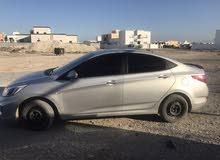 Silver Hyundai Accent 2015 for sale