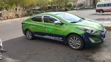 Hyundai Elantra 2014 for sale in Irbid