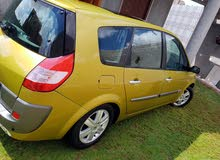 Renault Scenic car is available for sale, the car is in Used condition