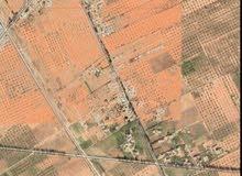 قطعة ارض مساحة 1500