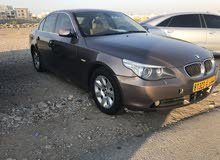 Available for sale!  km mileage BMW 520 2004