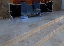 جلايه لتنظيف وتلميع جميع الأرضيات....