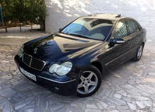 Mercedes Benz C 200 2001 - Automatic