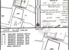 للبيع ارض سكنية في موقع جيد بوعبالي
