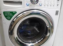 12 kg LG washing machine and dryer