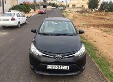 Toyota Yaris car for sale 2014 in Amman city