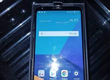LG G6 شريحتين ذاكره 64 ملحقات كامله السعر 340 الف