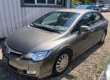 Honda Civic 2010 For sale - Grey color