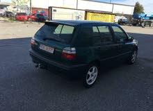 Volkswagen Golf car for sale 1997 in Gharyan city