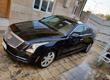 Automatic Cadillac 2016 for sale - Used - Basra city