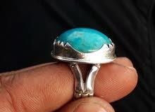 خاتم فيروزي للبيع