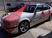 BMW 525 موديل 92 بجم عريظ محدث 95