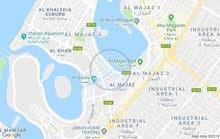 للايجار 3 غرفة وصالة في المجاز اطلالة على بحيرة خالد