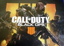 لعبه Call of duty BLACK ops4