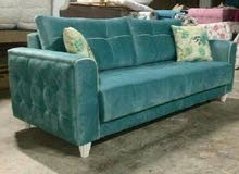 Sofa and carpet