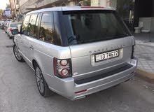 Renting Land Rover cars, Range Rover Sport 2010 for rent in Amman city