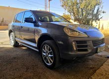 Gasoline Fuel/Power   Porsche Cayenne S 2008