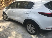 For sale 2017 White Sportage
