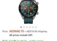 814c9f7f4c6c5 Huawei p30 Dual Sim + Huawei watch gt