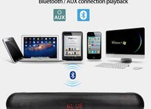 jc-176 Bluetooth speaker with digital display
