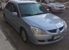 For sale 2004 Silver Lancer