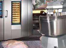 مطلوب ممول لمخبز بعجمان مجهز كامل المعدات ورخصة سارية