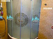 زجاج سيكوريت كبائن شاور درابزين واجهات