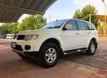Mitsubishi Pajero Sport 2013 For sale - White color