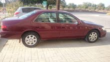 Toyota Camry 2000, 4 cyminder in good condition for sale.