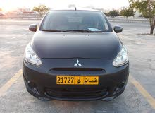 Grey Mitsubishi Mirage 2014 for sale