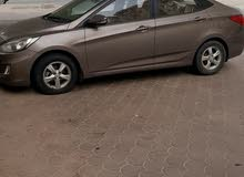 Hyundai Accent 2014 for sale.