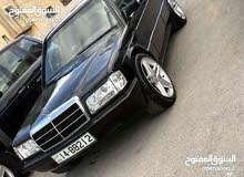 Best rental price for Mercedes Benz E 190 1988