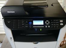 ماكينة تصوير ليزر اسود الاستخدام المكتبي