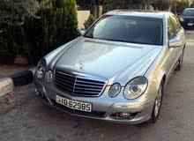 For sale 2004 Grey E 200