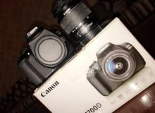 Canon D1200 شبه جديده