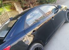 Kia Forte 2011 For sale - Black color