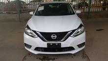 Nissan Sentra 2016 For sale - White color
