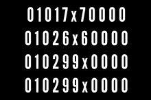 4 ارقام فودافون مميزة