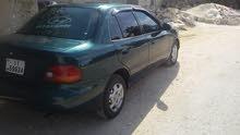 Gasoline Fuel/Power   Hyundai Accent 1995
