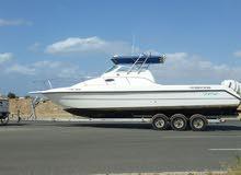 قارب خليجى وللكارواند 31 قدم