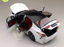نموذج سيارة كامري 2018 للبيع ( بالطلب)