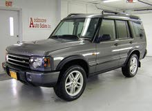 Automatic Land Rover Discovery 2004