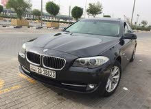Used condition BMW 520 2013 with  km mileage