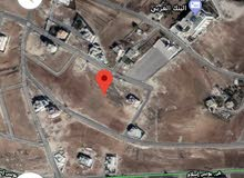 أرض للبيع في  طريق المطار خلف البنك العربي سكن خاص مرتفعه بسعر مغري