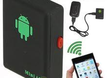 أقدم لكم اليوم جهاز تتبع صغير وتحديد مواقع GPS والمراقبة الصوتية مع نظام ال